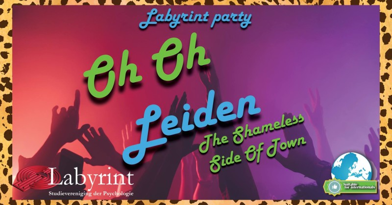 Labyrint party: Oh Oh Leiden