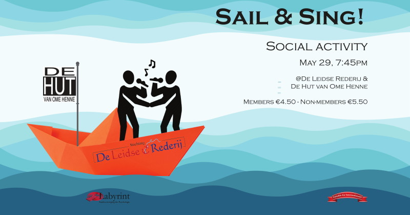 All Year's Weekend Social Activity: Sail and Sing