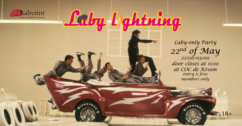 Laby-Only Party: Laby Lightning